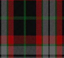 01482 Thompson Black Fashion Tartan Fabric Print Iphone Case by Detnecs2013