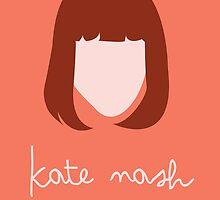 Kate Nash - Minimal  by Laurieee