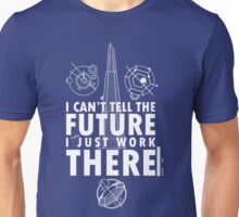 Doctor Who - I Can't Tell The Future Unisex T-Shirt