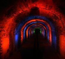 31.3.2013: Colorful Tunnel by Petri Volanen