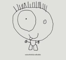 Toothy boy by welovethekids