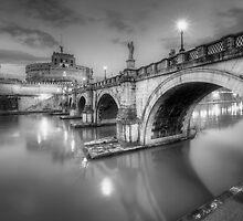 Castel Sant' Angelo by Yhun Suarez