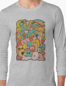 Doodleicious Long Sleeve T-Shirt
