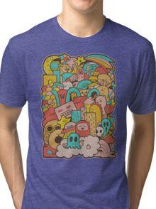 Doodleicious Tri-blend T-Shirt