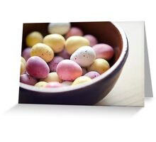 All Your Eggs in My Basket Greeting Card