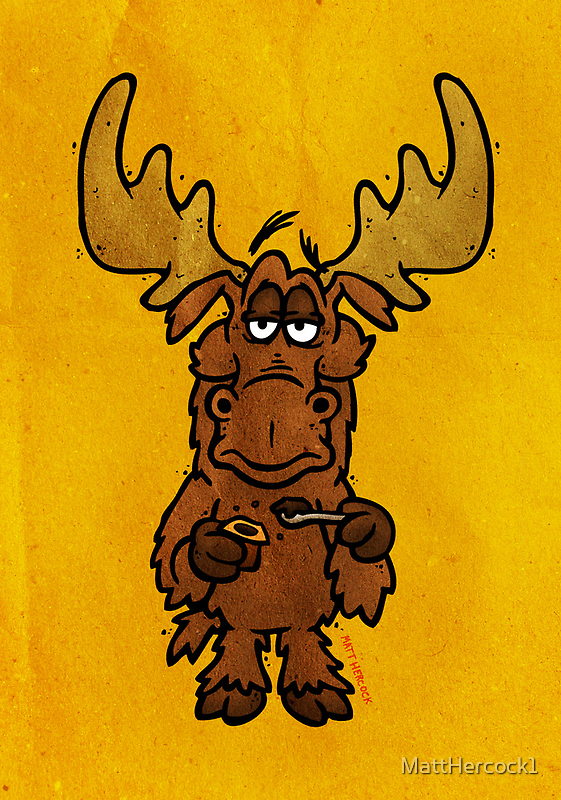 Chocolate Moose  by MattHercock1