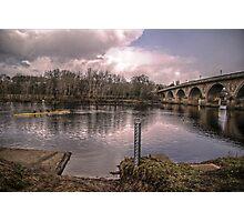 Hexham Bridge Photographic Print