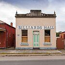 Billiards Hall, Chiltern by Natalie Ord