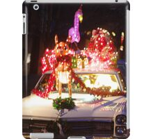 Christmas Car iPad Case/Skin