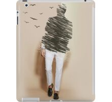 invisible  man iPad Case/Skin