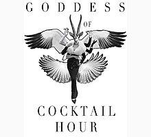 Goddess of Cocktail Hour Unisex T-Shirt