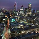 London City by Rachael Talibart