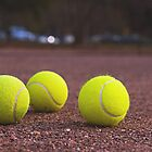 Tennis balls by Marcidog