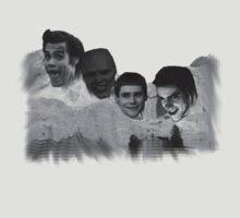JIM CARREY - MOUNT RUSHMORE T-Shirt
