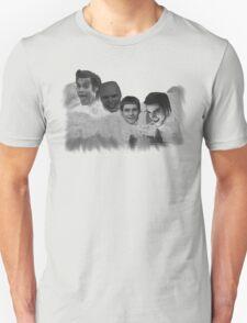 JIM CARREY - MOUNT RUSHMORE Unisex T-Shirt