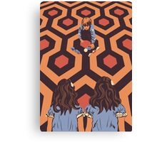 The Shining Room 237 Danny Torrance  Canvas Print