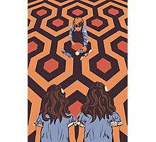 The Shining Room 237 Danny Torrance  Photographic Print
