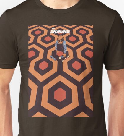 The Shining Poster T-Shirt