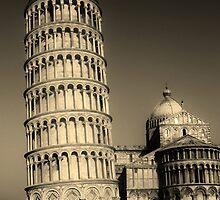 Pisa by Juliette Ryan