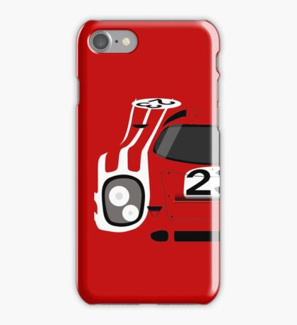 917 #23 Racing Livery iPhone Case/Skin
