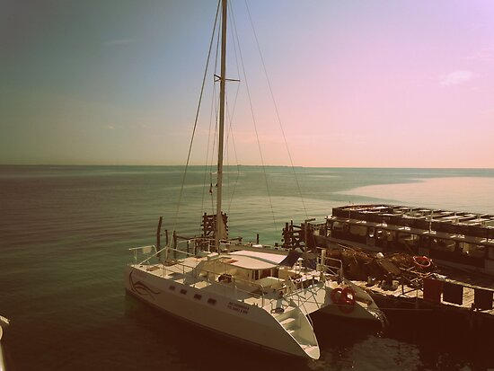 sail by Lex Lucera