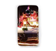 Christmas Car Samsung Galaxy Case/Skin
