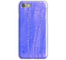 Blue Spring 2 iPhone Case/Skin