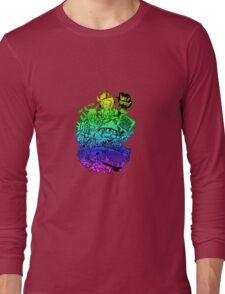 Have it your way - rainbow. Long Sleeve T-Shirt
