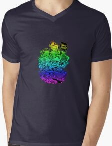Have it your way - rainbow. Mens V-Neck T-Shirt