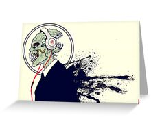 Monster Beats Greeting Card