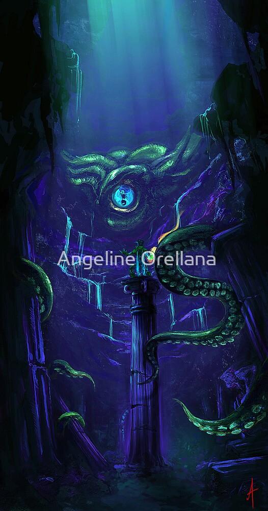 Elder God by Angeline Orellana