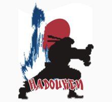 hadouken in japan by mysteriosupafan