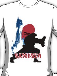 hadouken in japan T-Shirt
