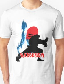 hadouken in japan Unisex T-Shirt