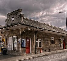 Bus Station by Andrew Pounder
