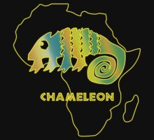 Chameleon by Samuel Sheats