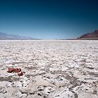 Badwater Salt Flats - Death Valley N. P. by Mark Heller