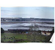 Around  Dawlish-Devon Poster