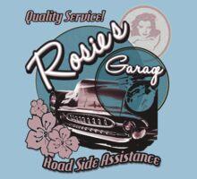 Rosie's Garage by RosieShu