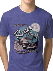 Rosie's Garage Tri-blend T-Shirt