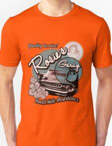 Rosie's Garage Unisex T-Shirt