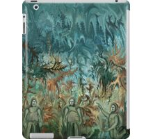 Figures in the landscape iPad Case by rafi talby iPad Case/Skin