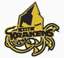 Game Of Thrones : Pyke Krakens by American Swagga