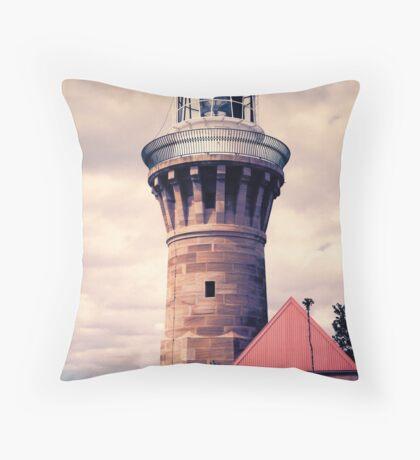Barrenjoey Lighthouse Throw Pillow