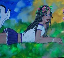 REALLY!Are you a Faery? by Julieann St-Onge