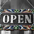 Open by rosaliemcm