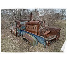 old Ford truck3 Poster