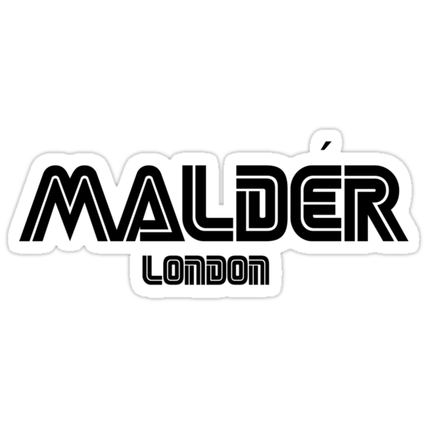 "MALDÉR ""Sega"" Tee by MALDÉR London"