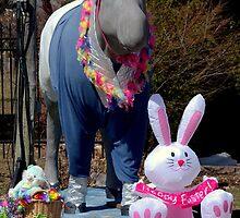 Happy Easter 2013...... by Larry Llewellyn