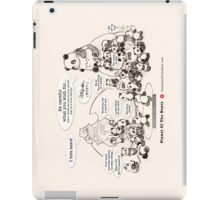 Planet Of The Bears iPad Case/Skin
